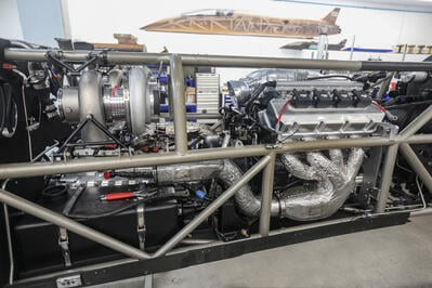 400mph Speed Demon Heads to Bonneville, Switches to Big-Block!