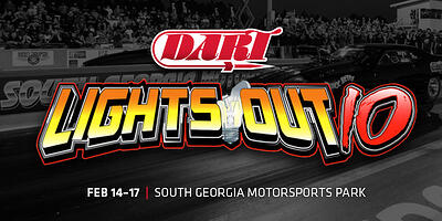 Dart Machinery Joins as Title Sponsor of Lights Out 10 and 11